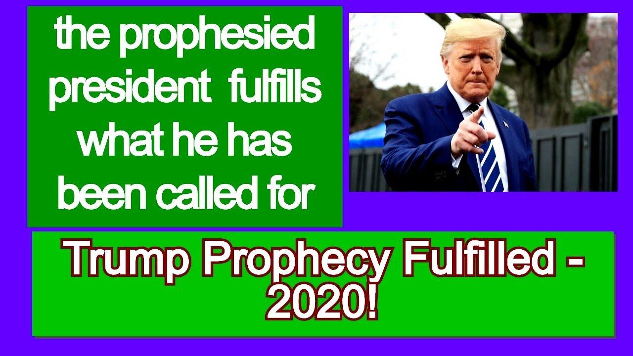 Trump Fulfilled Prophecy - 2020|DONALD J TRUMP|SADHU SUNDAR SELVARAJ|ANGEL TV|FULL OF WONDERS