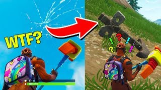 Fortnite SEASON 5 PORTAL SPAWNED THIS! (JUST FOUND!) | Fortnite Battle Royale Gameplay