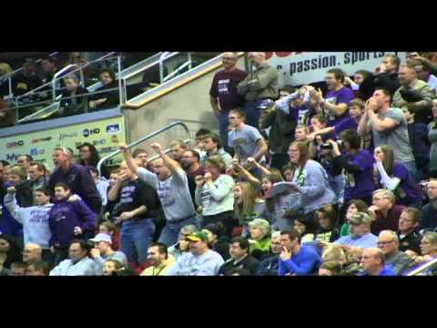 Iowa High School State Wrestling High Lights 2013