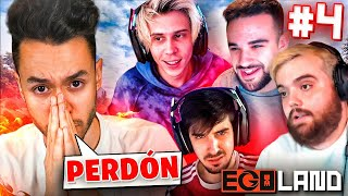 PIDO PERDÓN A LOS YOUTUBERS | EGOLAND #4 - TheGrefg