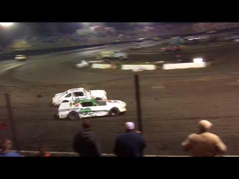 Bakersfield Speedway 11/18/17 Hobby Main