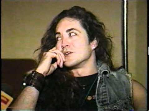 Badlands interview at Toronto's Rock 'N' Roll Heaven 1989