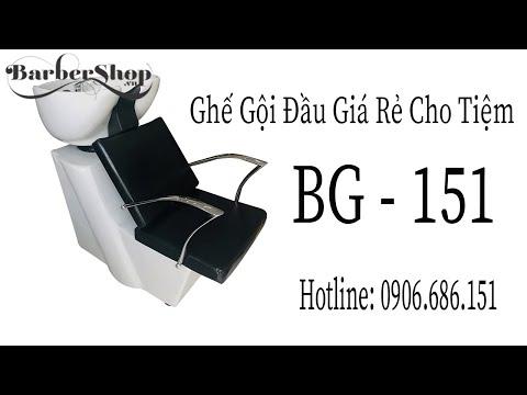 Ghế Gội Đầu BG 151