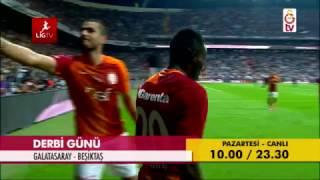Derbi Heyecanı Galatasaray Televizyonu'nda!