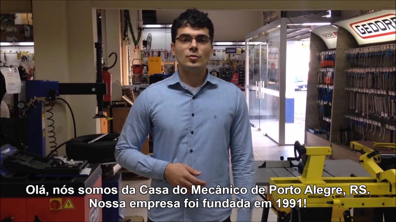 Conheça a Casa do Mecânico de Porto Alegre!