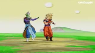 Goku SSJ2 Vs. Zamasu (HD 1080p Sub Español)