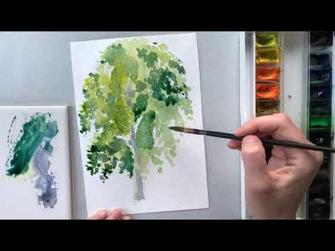 Вопрос: Как нарисовать детализированное дерево?