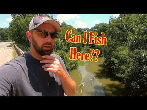 HOW TO FIND Fishing Spots (Nashville, TN)