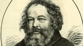 Der Anarchist Michail Bakunin