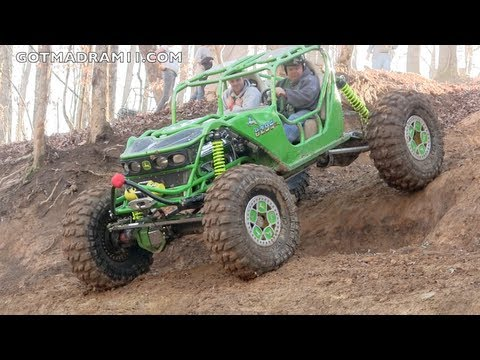 John Deere Buggy Jumps Flipper Youtube