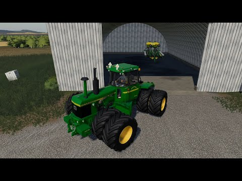 Medicine Creek Ep#10 | Harvest, Planting | FS19 Timelapse | Farming Simulator 19 Timelapse |
