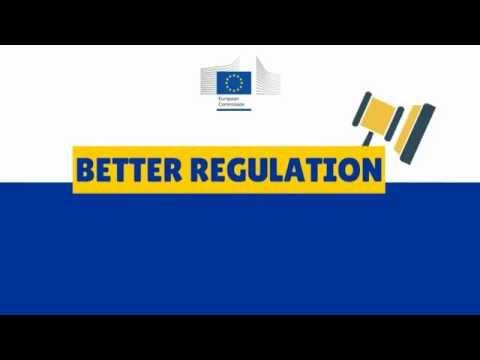 Better Regulation explained