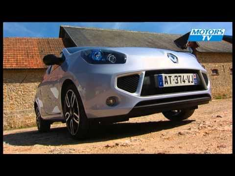 car test renault wind youtube. Black Bedroom Furniture Sets. Home Design Ideas