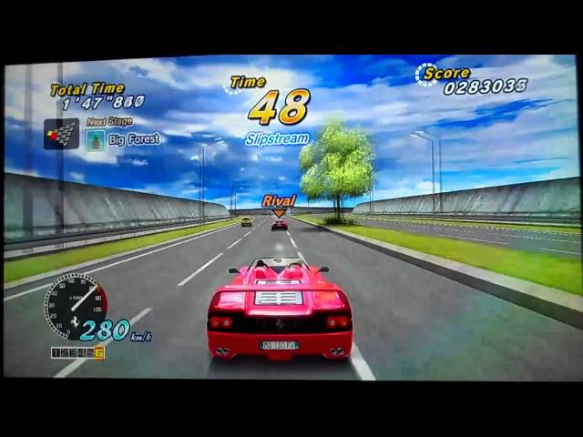 AL's Blog Outrun 2 SP on  XBLA