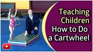 Gymnastics for Children - H๐w to Do a Cartwheel