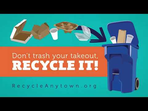 Recycle Foodservice Packaging