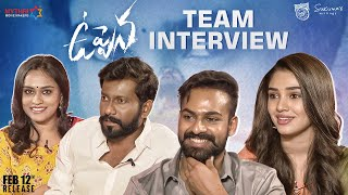 Uppena Movie Team Interview | Panja Vaisshnav Tej | Krithi Shetty | Buchi Babu | Vijay Sethupathi