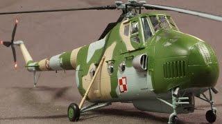 EM(イージーモデル) Mi-4 ハウンド 1/72(MI-4A POLISH AIR FORCE) 1/7...