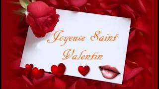 vidéo de M Pokora et Christina Milian pour la Saint Valentin
