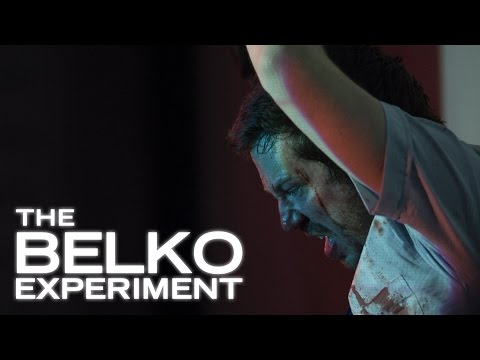THE BELKO EXPERIMENT - OFFICIAL GREEN BAND TRAILER (2017)