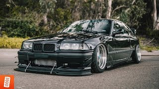 Building a E36 M3 in 10 minutes!