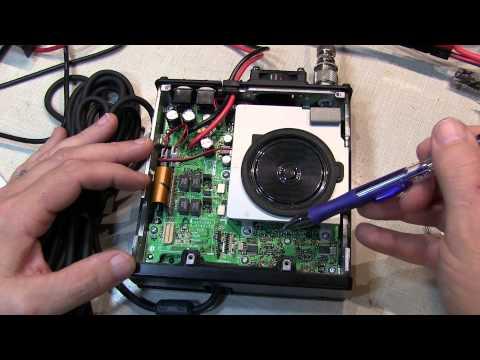 #177: Kenwood Dual-Band TM-D710 repair, bad filter, design issue