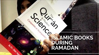 Islamic Books you can read during Ramadan | Quran and modern science