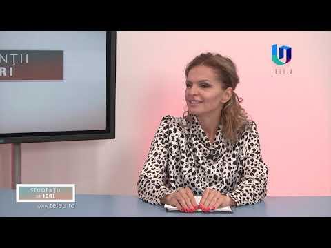 TeleU: Petru Ehegartner la Studenții de ieri cu Silvia Gherasim