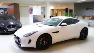 !!! Daly Jaguar Land Rover Potchefstroom Showroom !!!
