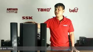 Loa 2.1 Sound bar TAKO SB-300