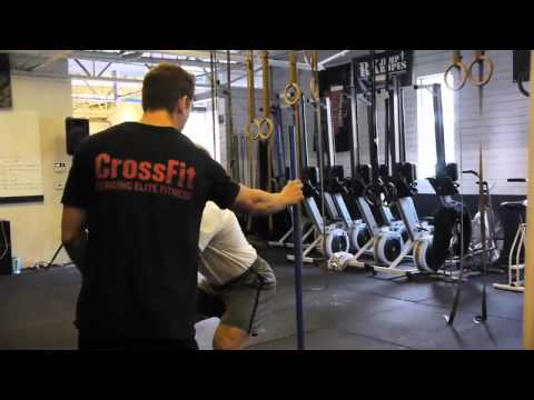 CrossFit Attending a Level 1 Trainer Course as a First-Time CrossFitter
