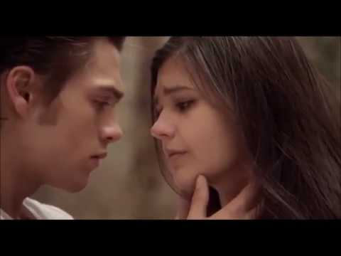 Amber FrankDylan Sprayberry Kissing  Vanished 2016 Movie