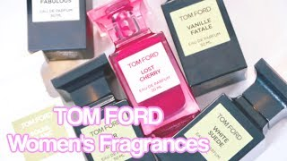 THE TOP 6 BEST TOM FORD FRAGRANCES FOR WOMEN
