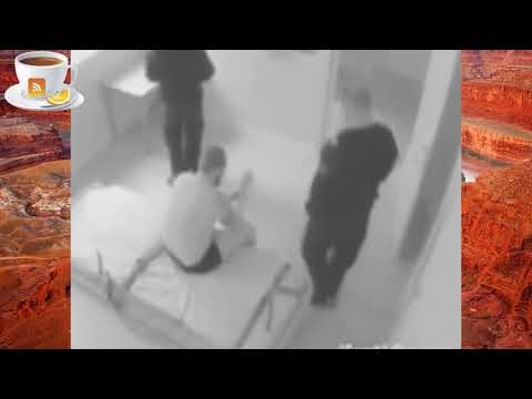 драка в тюрьме с охраной///fight in prison with guards