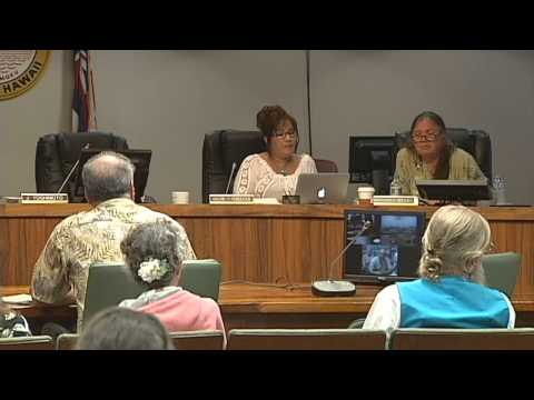 Fracking ban gets OK from Hawaii County committee