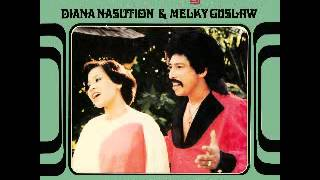 Gambar cover DIANA NASUTION & MELKY GOESLOW = HARI BAHAGIA