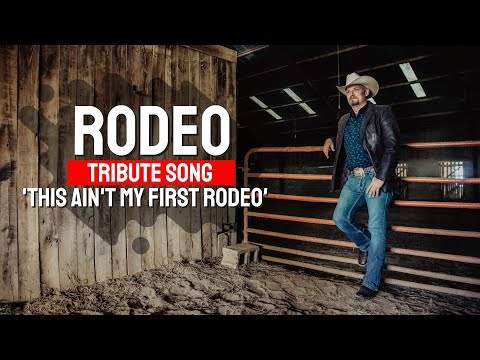 Finest Country Rock | Making of Video of 'This Ain't My First Rodeo' by Rob Georg | Country Music