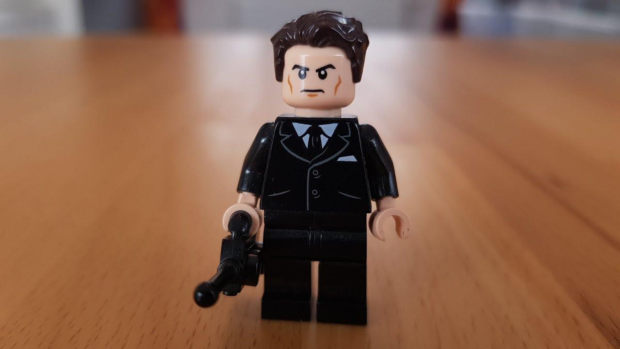 Lego Jurassic World Minifigure ELI MILLS from set 75930 New