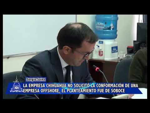 La empresa Chihuahua no solicitó la conformación de una empresa offshore