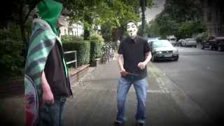 Anonymous NRW [Chanology] Raid April 26th, 2014