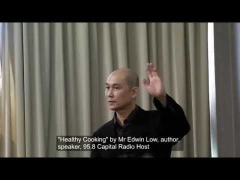 Healthy Cooking by Edwin Low