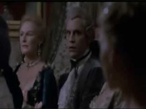Dangerous Liaisons - Valmont & Madame de Tourvel