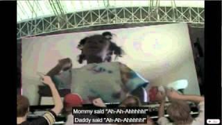 Daddy Said Ahhh!! Mommy Said Ah! Ah!