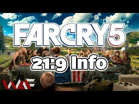 Can It Keep Up With AC Origins? - Far Cry 5 | 21:9 Info