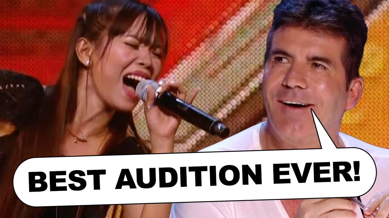 Download BEST AUDITION EVER! Simon Cowell GOES WILD For Filipino Girl Band 4th Power