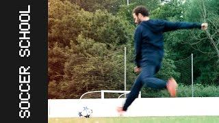 How to train long passes | Juan Mata