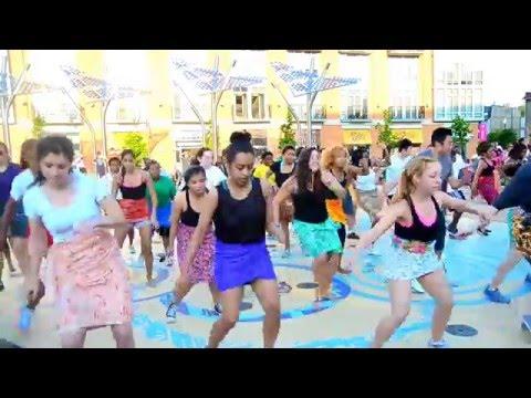 DISHIBEM: A West African Dance Pedagogy of Aesthetic FlashMOB
