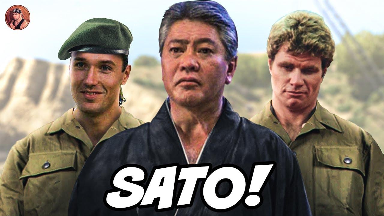 Terry Silver Was Taught by Sato (Miyagi's Best Friend) - Cobra Kai Season 3 Theory