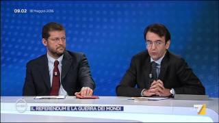 D'Attorre (SI) contro Romano (PD): Sei diventato un picchiatore TV