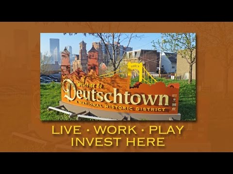 Historic Deutschtown - Live Work Play Invest - Pittsburgh